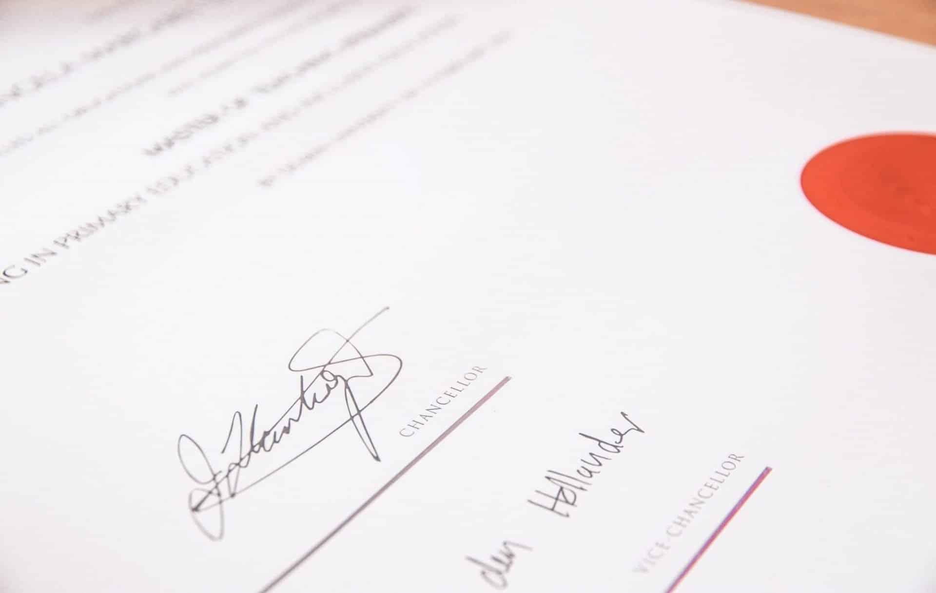 apostille on birth certificate