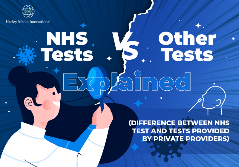NHS Tests VS. Other Tests Explained